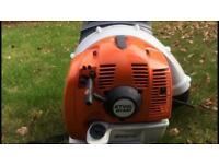 Stihl backpack leaf blower year 2015