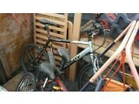 Mens large mountain bike