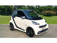 Smart fortwo Coupe Grandstyle 2Dr Softouch Auto 84 BHP - Warranty, Service History, 2nd owner