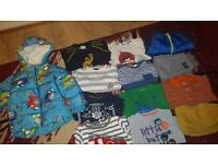 baby boys clothes 1,5-2years