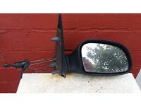 Peugeot 106 driver mirror