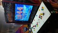 Arcade Mame 32inch playing screen