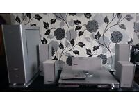 Panasonic home cinema surround sound system.