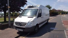 CRAFTER + SPRINTER 515 CDI W906 2006-2009 TWIN TURBO TWIN AXLE BREAKING FOR PART