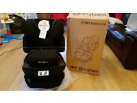 Cybex Pallas 2 Fix Pure Black. Brand New