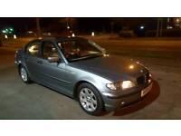 FOR SALE BMW 2004 316 1.8 PETROL