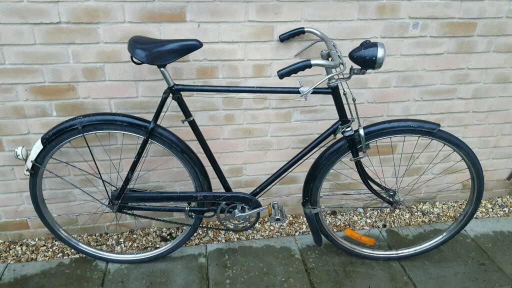 vintage humber bike in cambridge cambridgeshire gumtree. Black Bedroom Furniture Sets. Home Design Ideas
