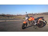 Keeway RKV 125 (Orange)