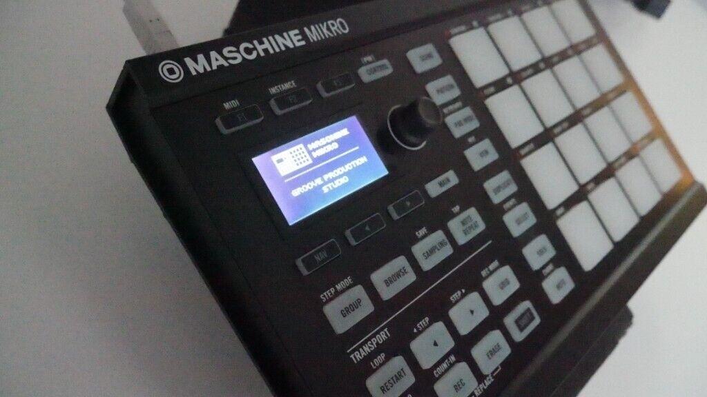 Native Instruments Maschine Mikro Mk2 | in Northampton, Northamptonshire |  Gumtree