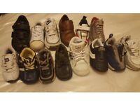 Trainers/shoes bundle - kids