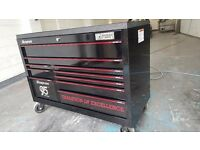** Snap On 54'' 95th Anniversary Tool Box Mint Condition **