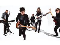 Songwriter seeks LEAD GUITAR for tour/tv/radio.
