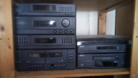 Sony stereo stack system