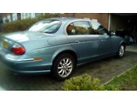 Jaguar S Type Auto