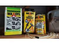 Waxoyl - sprayer - liquid
