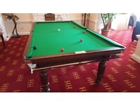 Pool Table 10 ft in good condition
