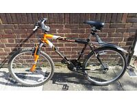 Apollo Slammer mountain bike for only £90