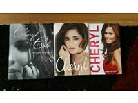 CHERYL COLE BOOKS