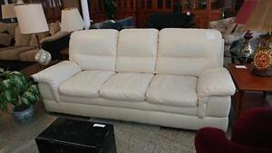 Leather like Sofa