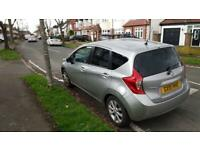 2015 Nissan Note Tekna Dig-s auto £30