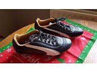 Puma football boots 8.5