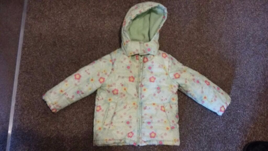 18-24 month girls coat