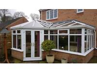 Conservatory 6mtr x 3.5mtr roughly