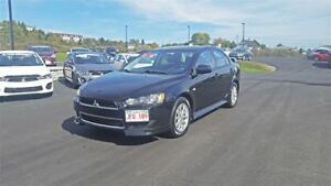 2013 Mitsubishi Lancer SE 4WD for only $124 BW