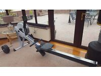 Concept 2 PM3 Rower