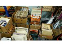 Records job lot! Over 1000 records.