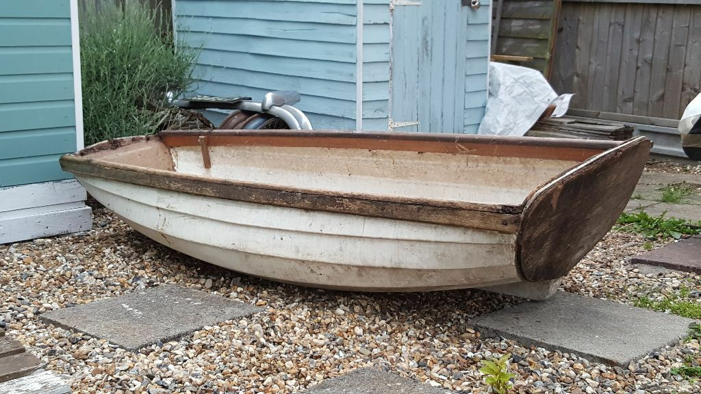 Small Rowing Boat For Garden Feature/Flower Bed!! | in Chatham, Kent on wooden powerboat, wooden tube, wooden airboat, wooden cruiser, wooden yacht, wooden pontoon, wooden sloop, wooden speedboat, wooden barge, wooden warship, wooden motorboat, wooden sailboat, wooden cannon, wooden boat, wooden catamaran, wooden trawler, wooden pirogue, wooden ship, wooden houseboat, wooden rowing shell,
