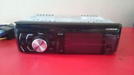 XTRONS MP3 MP4 MP5 DIVX e.c. audio/video player