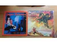 Yngwie Malmsteen, Vinnie Moore, Tony MacAlpine, Marino LPs