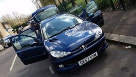 Peugeot 206 1.4 Excellent First Car