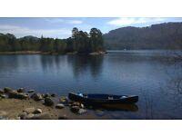 Gatz Canoki 4m/13.1ft Royalex Canoe Open Boat