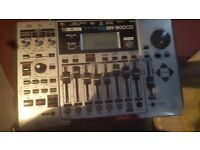 BOSS BR-900 CD DIGITAL USB RECORDING STUDIO & 1GB MEMORY CARD