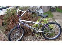 """20""""Razor BMX bike"""