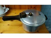 Vintage prestige pressure cooker