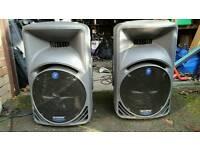 Mackie speakers SRM 450 v1 pair