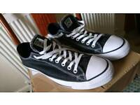 New: Converse All Star black size 11