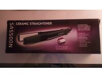 Brand new SASSOON Ceramic Straightener