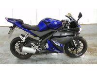 Yamaha Yzf 125 R 125 2014