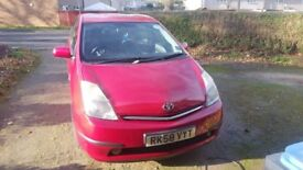 2008 Toyota Prius with PCO Licence Hybdrid 1.5 VVT-I Auto