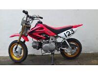 50cc Motocross / Dirt Bike - Skyteam ST50Y
