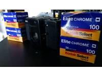 Lomo LC-A russian camera and film