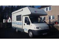 Ci Autoroller motorhome in great condition for year