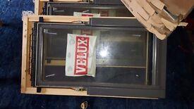 4 x Velux windows GGL CK04 98 x 55