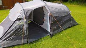 3 Person Tent - Blacks Aquila Constellation Series II - Excellent Condition