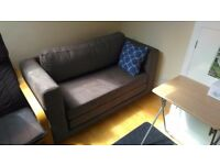 2-seat sofa-bed from IKEA - ASKEBY