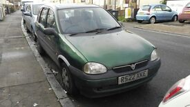 Vauxhall Corsa GLS 1.2L, 5 Door Hatchback, 2 owners from new